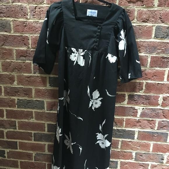 e3c785515e68a Dresses | Hawaiian Dress Nightgown Boho Chic | Poshmark